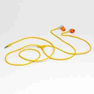 Aiaiai Y-MODEL Earphones in Yellow