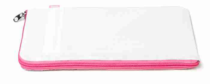 Spinnaker Aiaiai Laptop Sleeve 15 inch White Pink