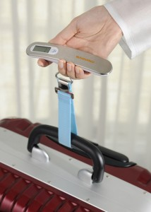The Luggage Checker Portable Hand Held Baggage Scales