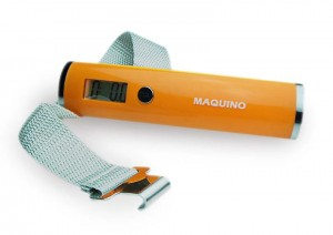 The Traveller's Luggage Scales Hand Held and Portable