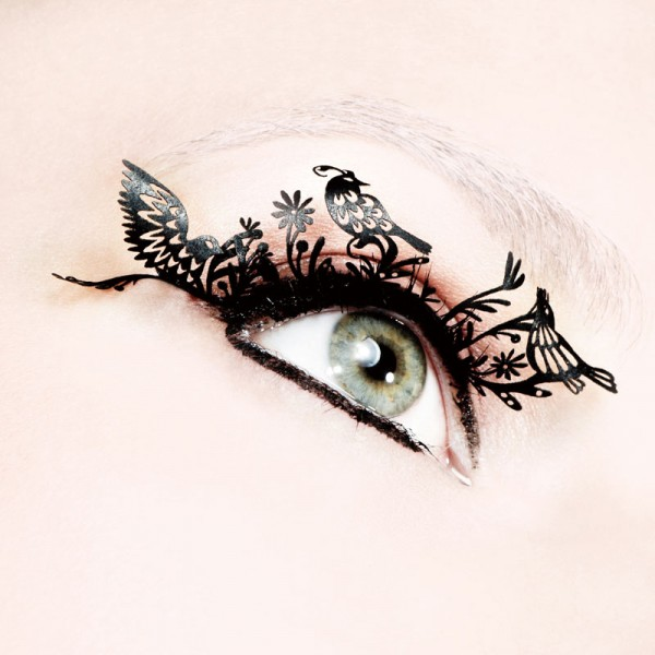 Paperself Lashes Birds