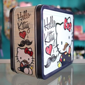 Hello Kitty Loungefly Lunch Box