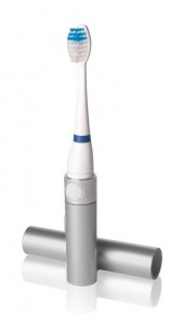 Violight Slim Sonic Silver Toothbrush