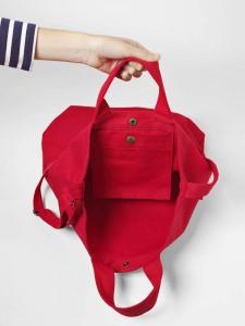 Baggu Red Totebag - Cool Everday Bag