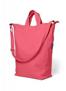 Baggu Hot Pink Tote - Elegant Everday Bag