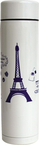 Eiffel Tower Drink Bottle - Eco Friendly Nakamura Water Bottle