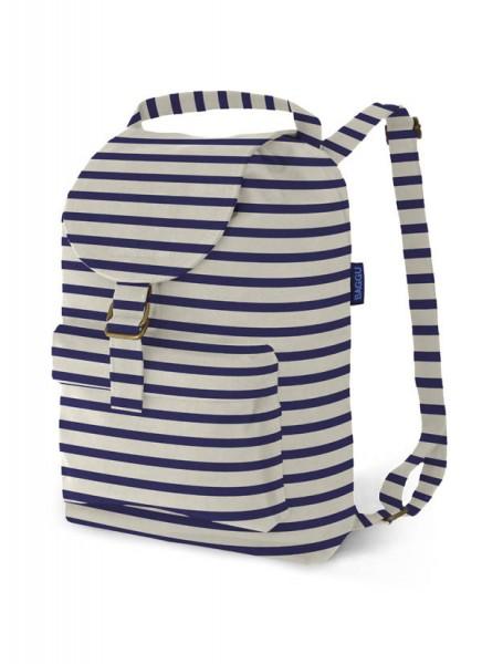 Baggu Backpack Sailor Stripe by Baggu