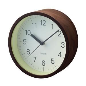 Lumino Wall Clock by Idea