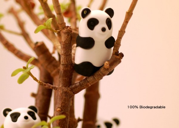 Panda USB Memory Driver - Quirky Animal Series of Memory Sticks