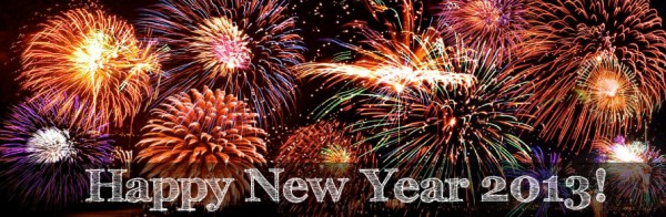 Happy New Year - Unique Products Coming in 2013