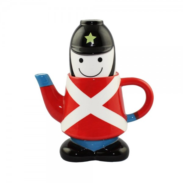 Little Soldier on Guard Tea for One