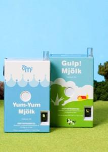 Fuuvi milk box cameras