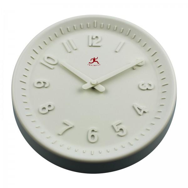Vanilla White Wall Clock Designed by Urbanities