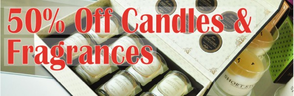Urbanities Soy Candles and Fragrances on Sale