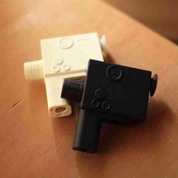 "Fuuvi Bee ""8mm Style"" Digital Film Recorder & Camera - White"