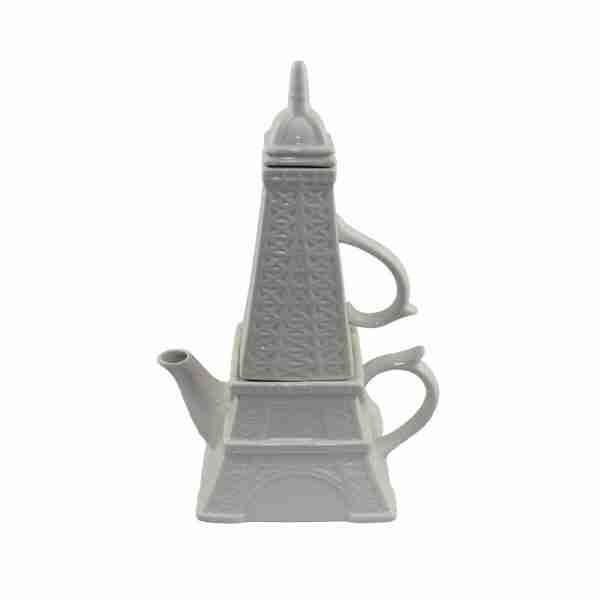 Eiffel Tower Tea For One Set by Sunart