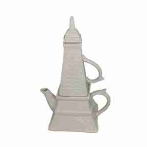 Eiffel Tower Tea For One Set by Sunart