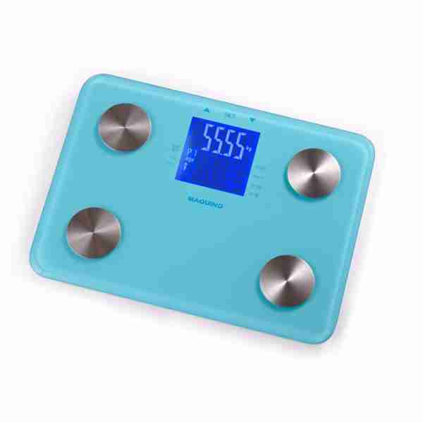 Multi-Function Body Analysis Personal Scales GBF947: Blue