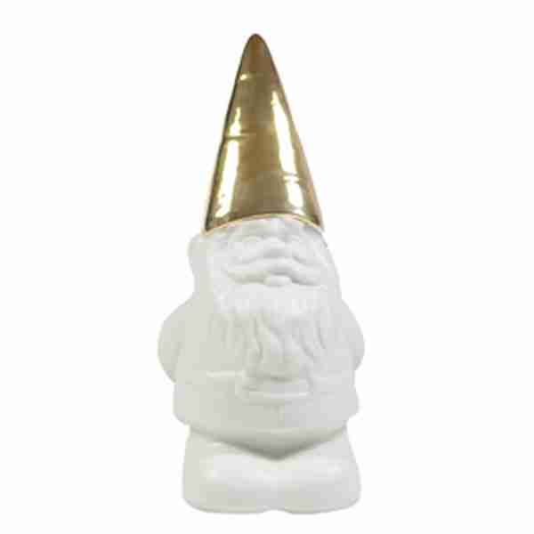 Little Helpers Golden Gnome Container