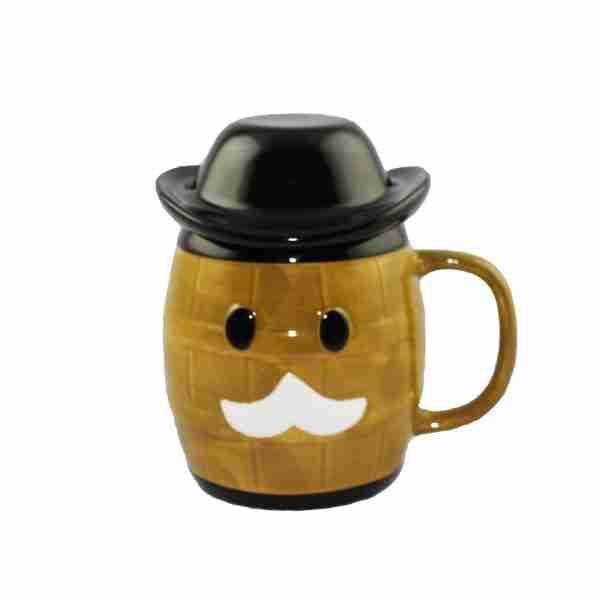 Grandpa Barrel Whiskey Mug by Sunart
