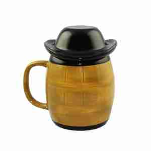 Grandpa Barrel Whiskey Mug by Sunart