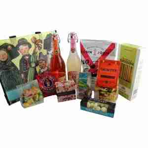 Gourmet Food Hamper - Snacks and Picnic Set