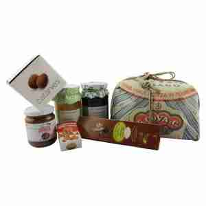 Gourmet Food Hamper - Christmas Celebration Set