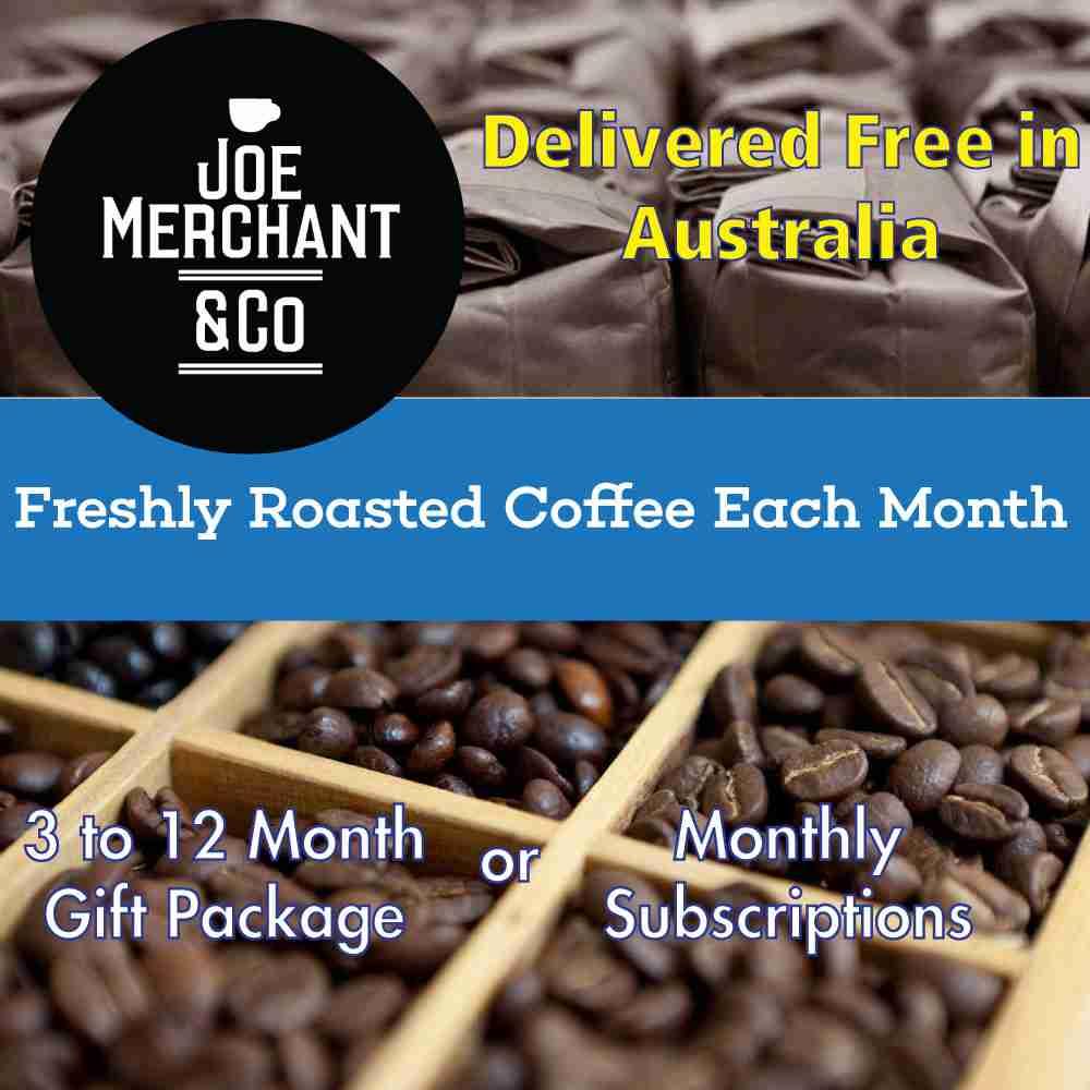Joe Merchant Coffee Free Delivery