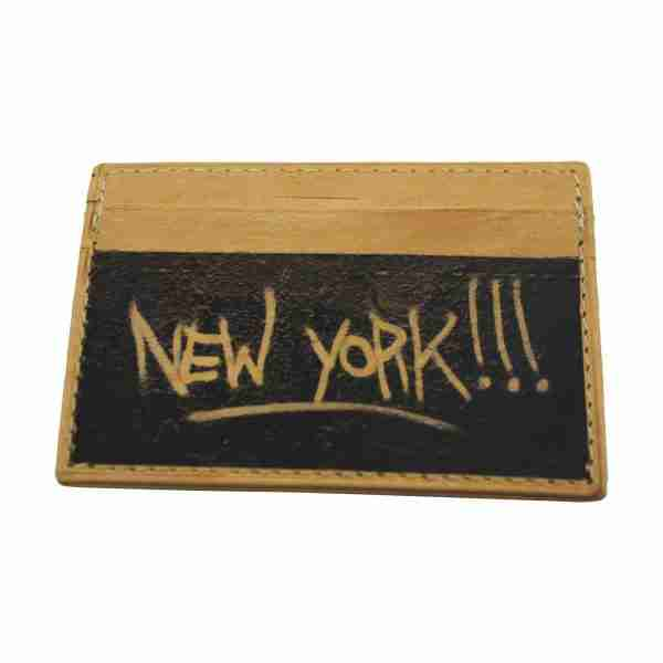 New York Credit Card Wallet by Studio Manhattan