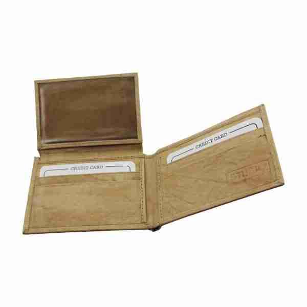 Paris Thin Leather Wallet by Studio Manhattan
