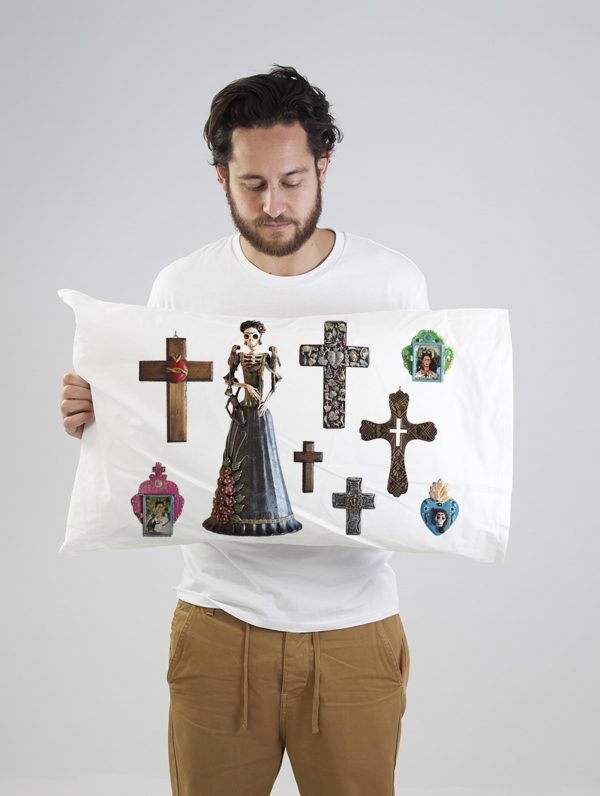 Mexican Collection Pillow Set by Club of Odd Volumes