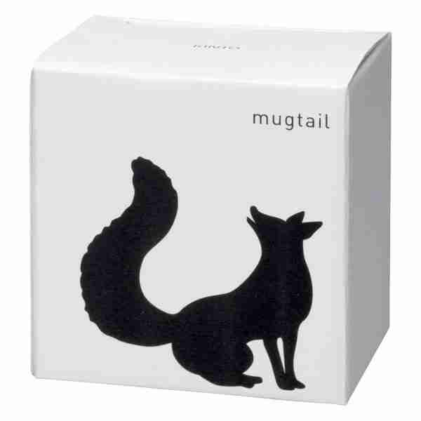 Mugtail Cat in Fine Porcelain by Kinto Japan