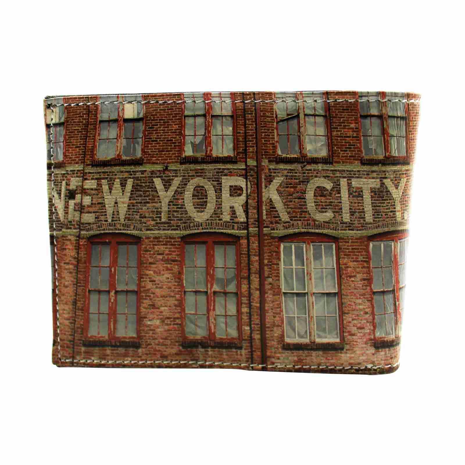 New York Soft Leather Pop Wallet by Studio Manhattan