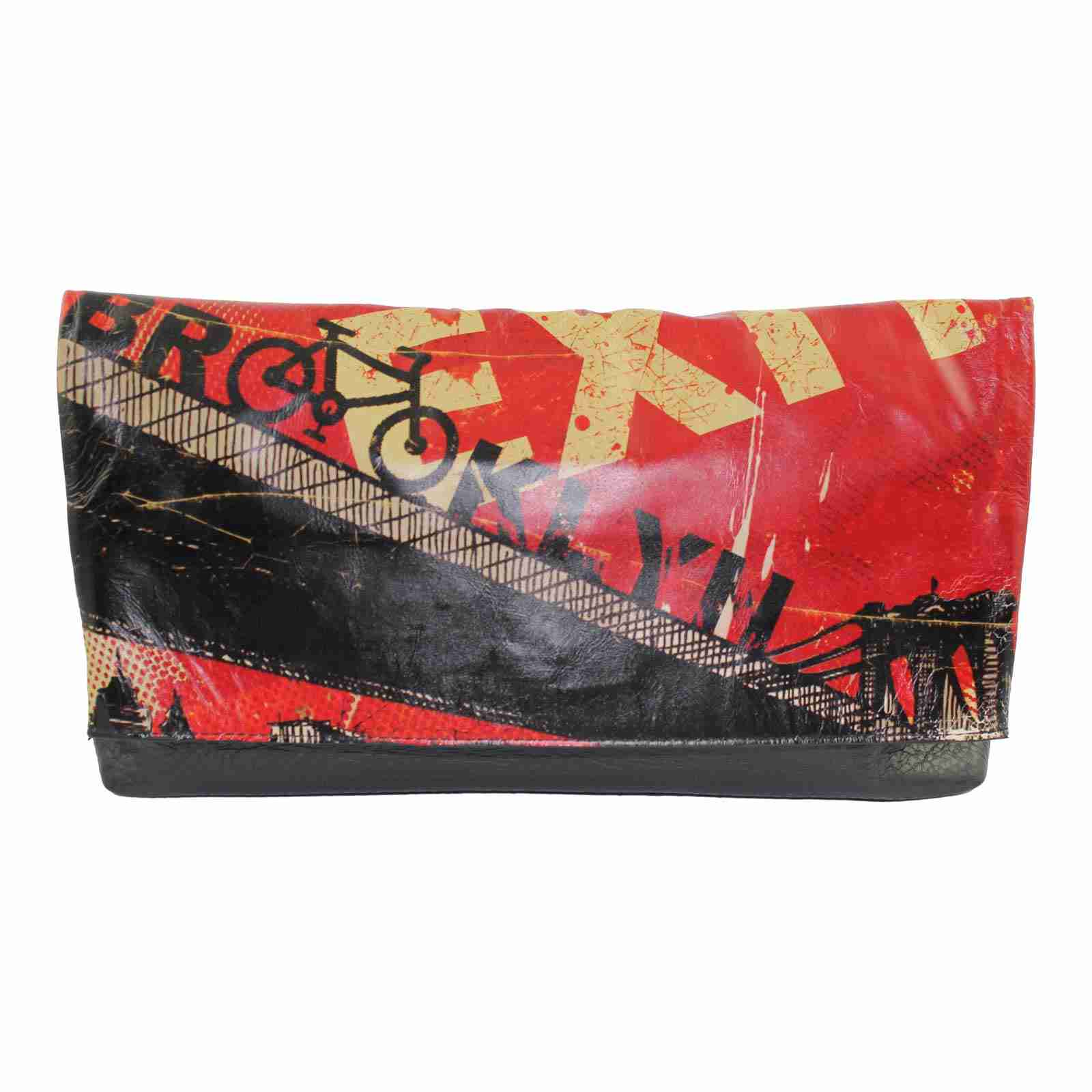 Brooklyn Bridge Photo Clutch by Studio Manhattan