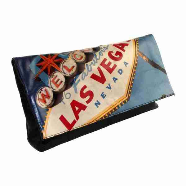 Las Vegas Photo Clutch by Studio Manhattan