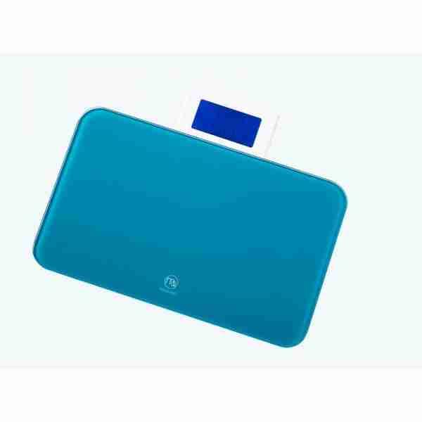 Verrette Personal Light Bathroom Scales - Blue