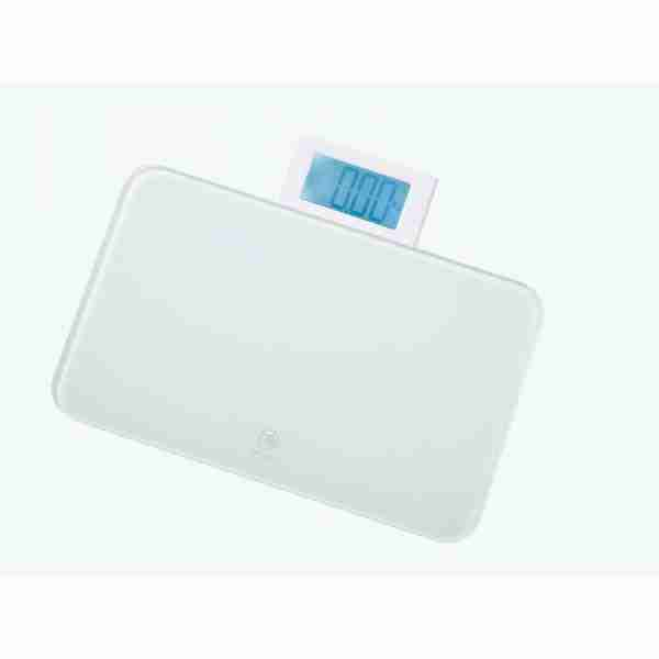 Verrette Personal Light Bathroom Scales - White