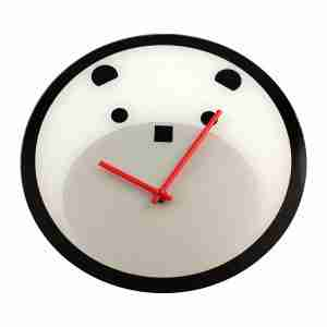 Bearly Time Wall Clock by Infinity