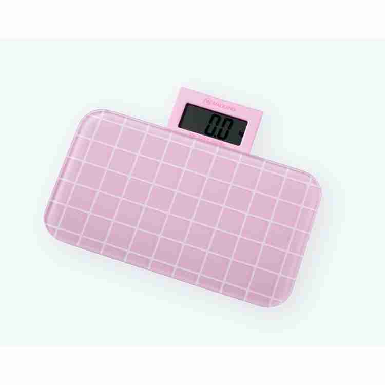 Bathroom Scales: Pattern Range - Cubic