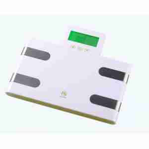 Aporter Sporty Multi-Function Body Analysis Scales - Green