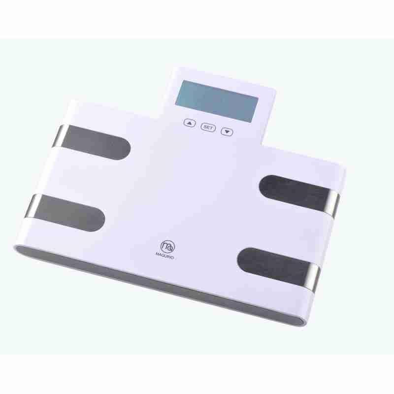 Aporter Sporty Multi-Function Body Analysis Scales - Grey