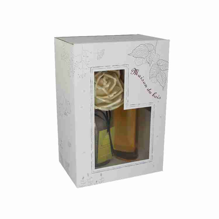 Big Sola Flower Fragrance Diffuser by ArtLab : The Moonlight Among the Forest Fragrance