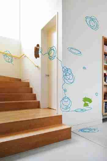Babybot Doodle Wall Sticker