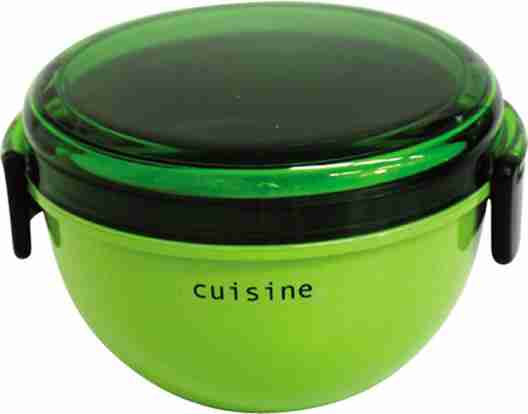 Double Layer Heat Proof Bowl - Green