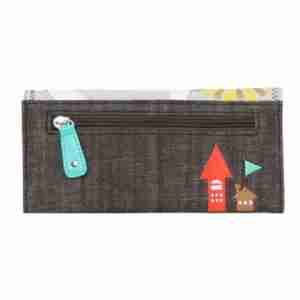 Bunny Town Wallet by Crowded Teeth
