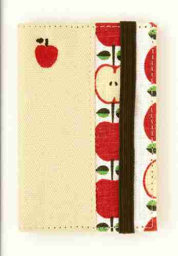 Wallet/Pouch for Filing Business Cards: Apple Design