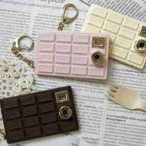 Fuuvi Chocolate Point-n-Click Digital Camera - Strawberry