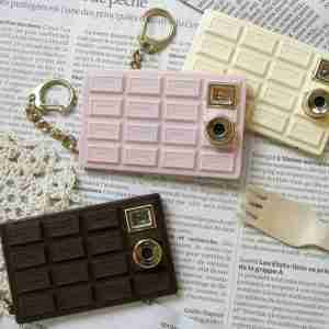 Fuuvi Chocolate Point-n-Click Digital Camera - Chocolate