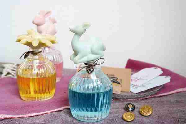 Honeybee Animal Shaped Clay Fragrance Diffuser by ArtLab