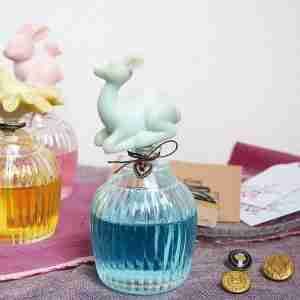 Fawn Animal Shaped Clay Fragrance Diffuser by ArtLab